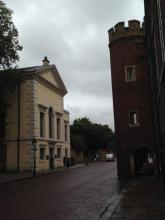 The Queen's Chapel at St James Palace